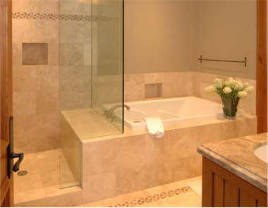 J L Clark Construction Residential Remodeling Louisville CO - Bathroom remodel broomfield co