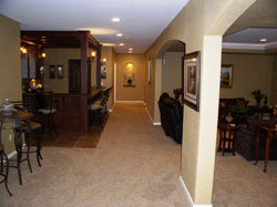 basement remodeling Broomfield, CO